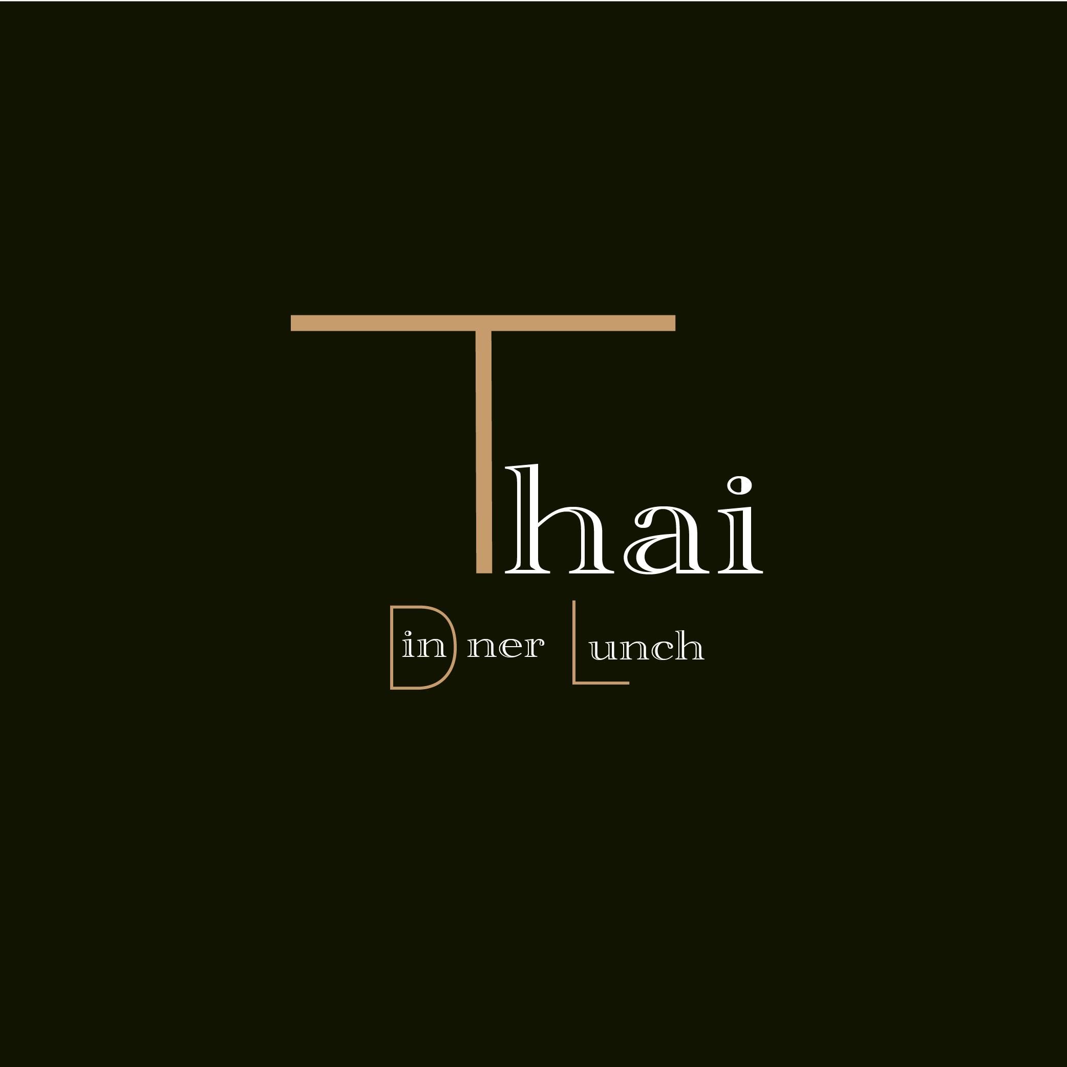 Thai Lunch-Dinner Menu
