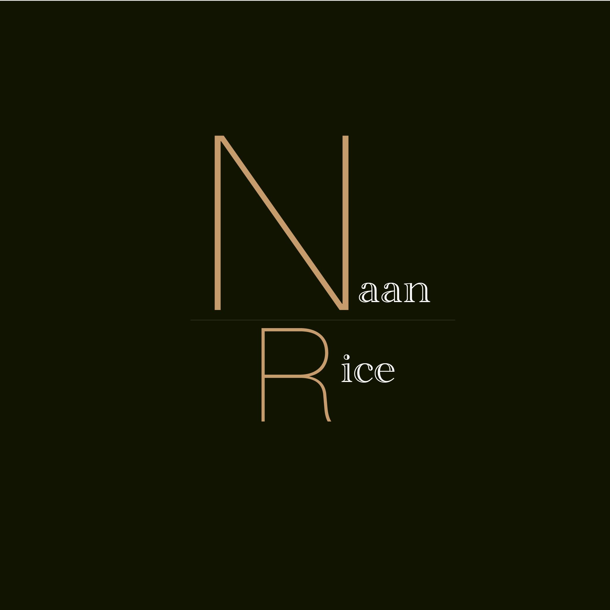 Naan & Rice Menu