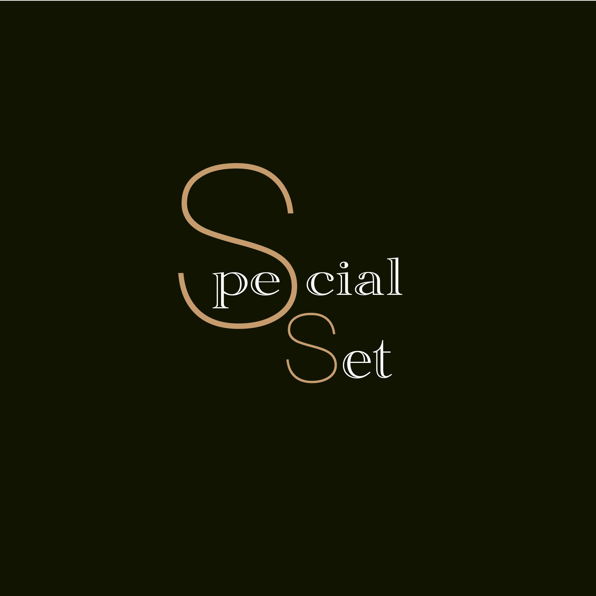 Special Set Menu